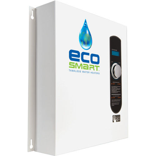 EcoSmart ECO27 27 kW 240V Electric Tankless Water Heater
