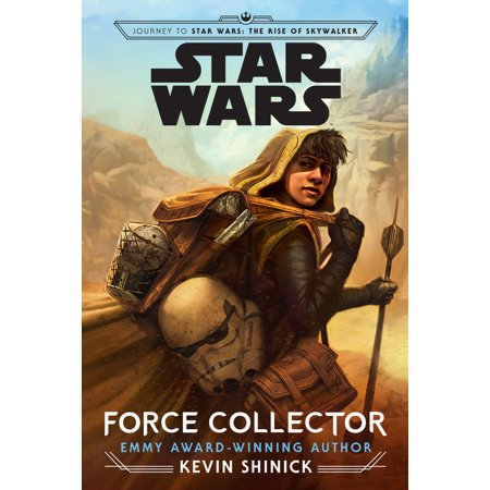 Journey to Star Wars: The Rise of Skywalker Force Collector Tony Lama Stars