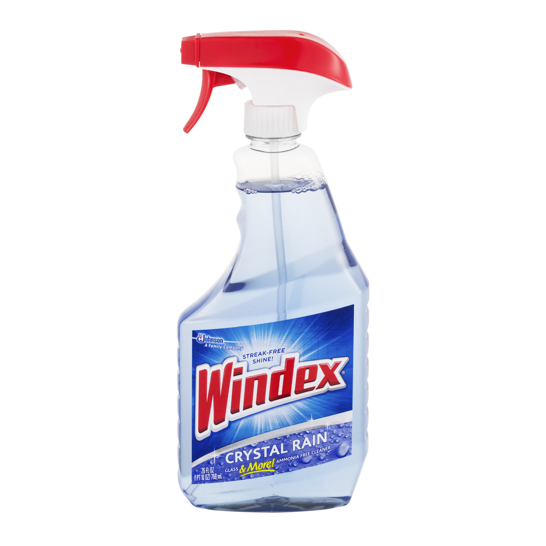 Windex Crystal Rain Glass Cleaner 26 Ounces Walmart
