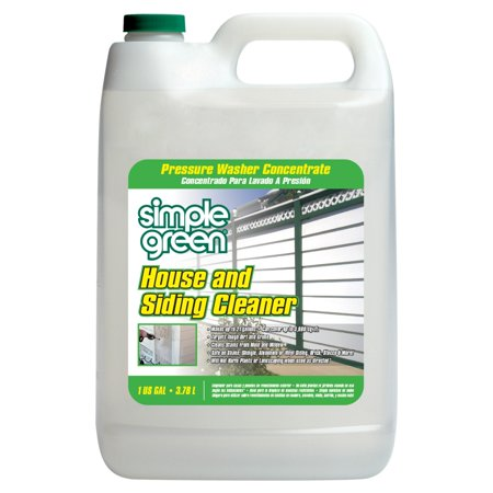 Simple Green 1 Gal House And Siding Cleaner Pressure