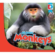All About Monkeys - eBook