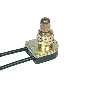 Satco On Off Metal Rotary Switch