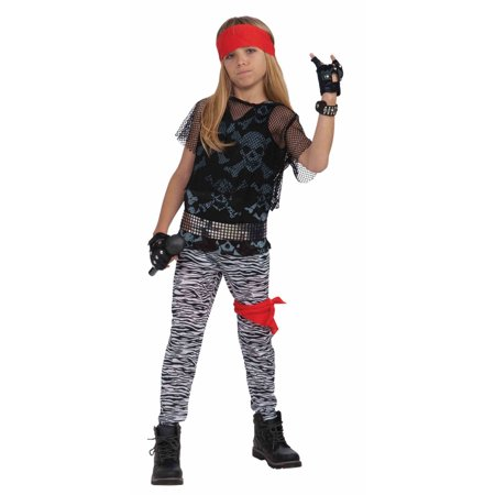 Boys 80s Rock Star Costume - 80s Attire Male