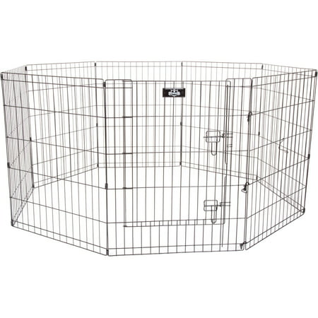 Pet Exercise Playpen with Door (Excercise Pen)