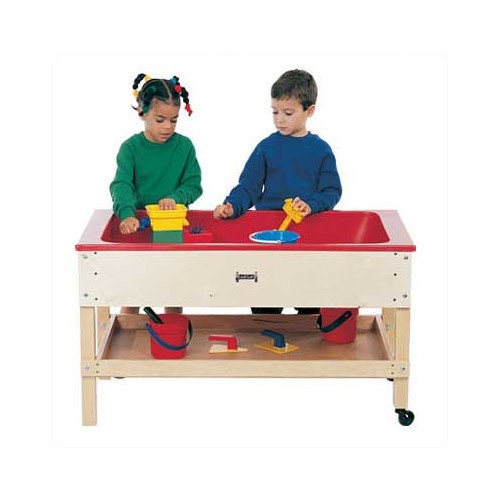 Jonti-Craft Sand-n-Water Table w/ Shelf
