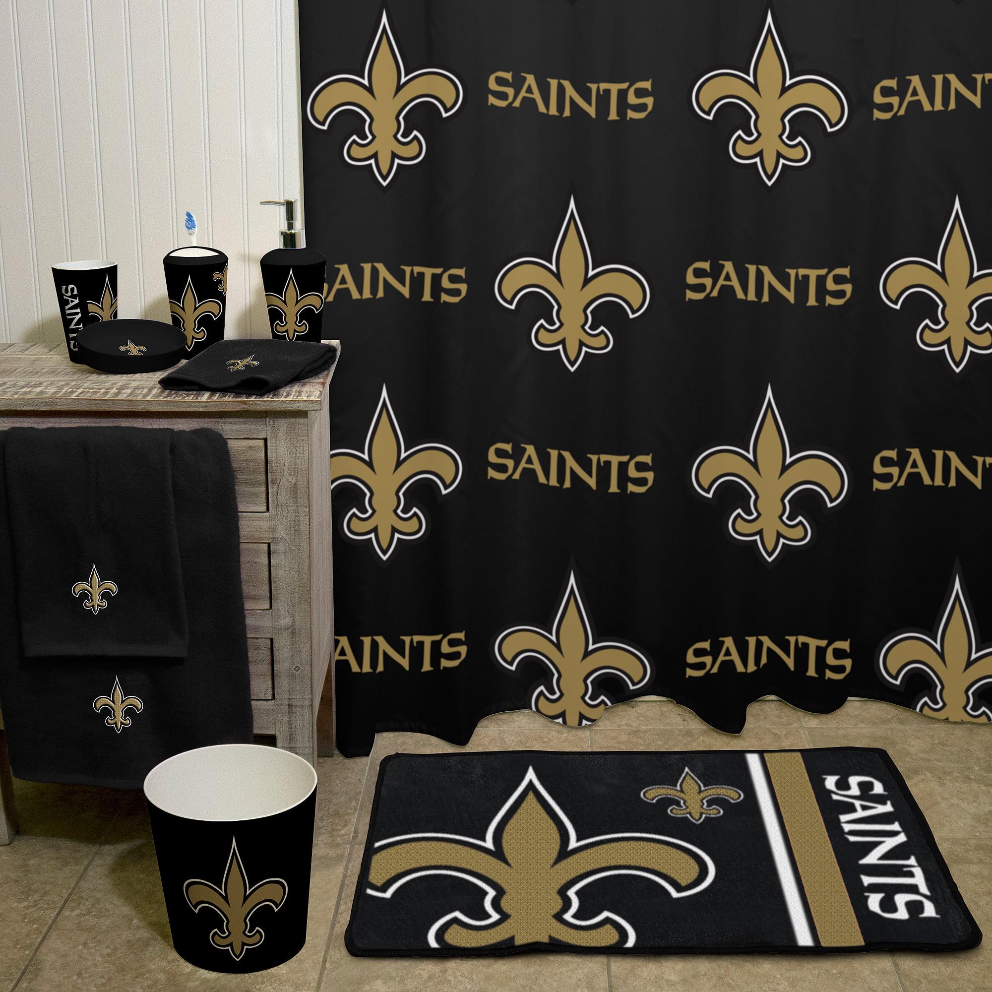 Saints Bathroom Set 28 Images New Orleans Saints Nfl Bath Tumbler Toothbrush Holder New