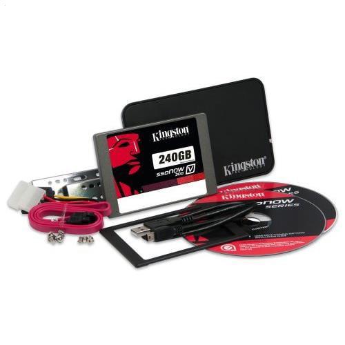 Kingston Digital 240GB SSDNow V300 SATA 3 2.5 Desktop SV3...