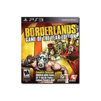 Borderlands GOTY, Take 2, PlayStation 3, 710425379833