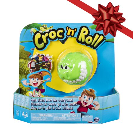 Spin Master Games Croc 'n' Roll - Fun Family Game for Kids