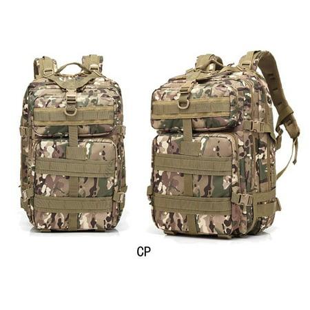 ef68b4d798 UBesGoo - UBesGoo 45L Military Large-Capacity Camouflage Backpack Men  Waterproof Army Bags Unisex Nylon Durable Military Work Gear Bag -  Walmart.com