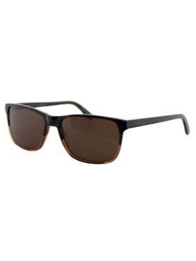 8ec640248e Product Image Cynthia Rowley CR 6042S 02 Unisex Rectangle Sunglasses