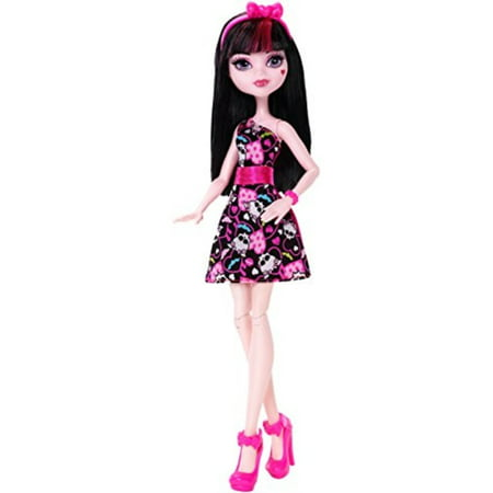 Monster High Draculaura Doll](Monster High Draculaura Wig)