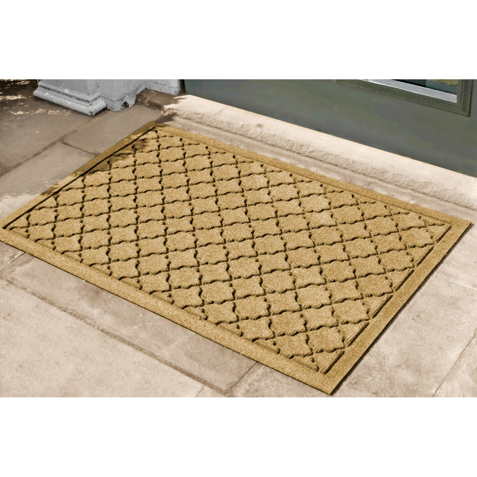 Bungalow Flooring Water Guard Cordova Indoor / Outdoor Door Mat