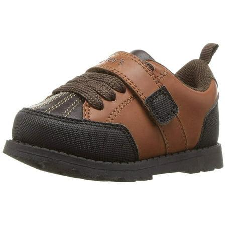 Brown Sneakers (Carter's Boy's Benelli Brown Casual Sneaker )