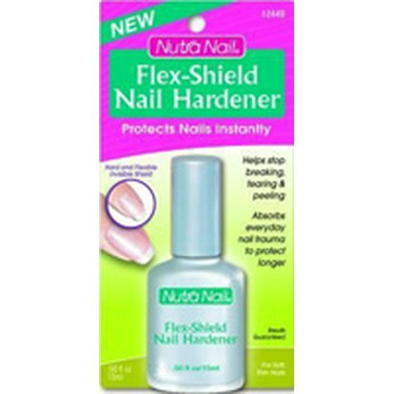 Nutra Nail Flex-Shield Nail Hardener, 0.5 Oz - Walmart.com