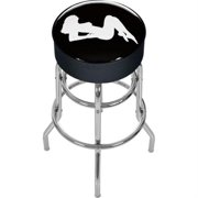 Shadow Babes -A Series-High Grade Padded Bar Stool-Made In USA