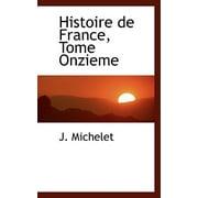 Histoire de France, Tome Onzieme