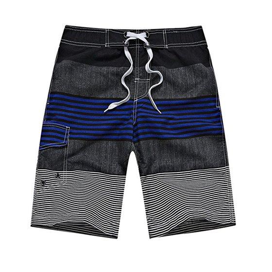Walmart Credit Card Review >> Hemiks - Men 's Swim Trunks Water Beach Board Shorts ...