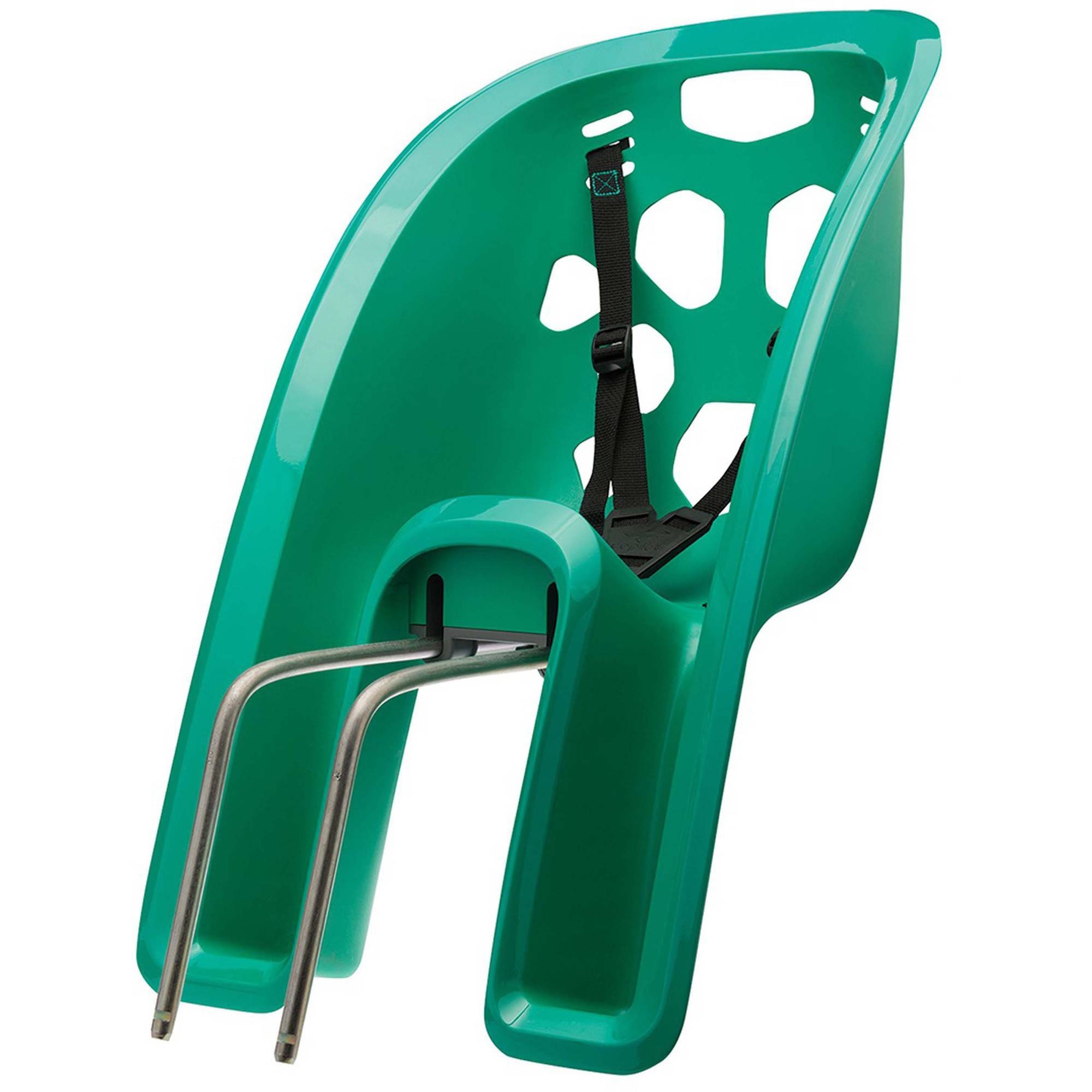 Bell Sports Shell Rear Child Carrier, Green