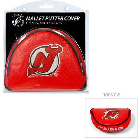 Team Golf NHL New Jersey Devils Golf Mallet Putter Cover