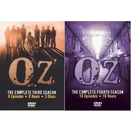 Oz: The Complete Third And Fourth Season