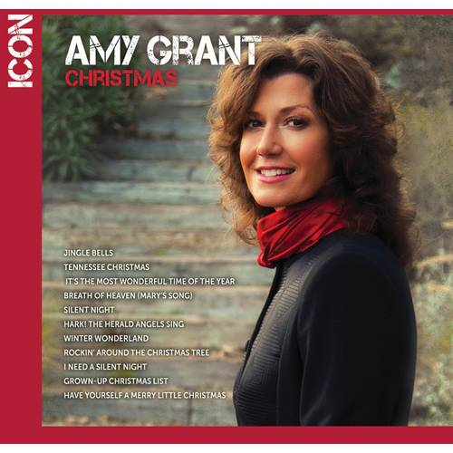 Icon Series: Christmas - Amy Grant