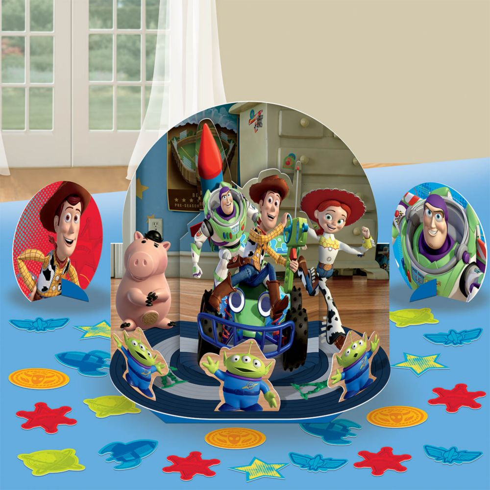 Toy Story Table Decorating Kit (Each) - Party Supplies