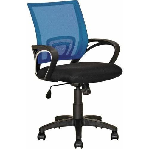 Workspace Mesh Back Office Chair Process Blue - CorLiving