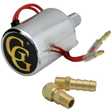 Valve Train Package - Grand General Heavy Duty Solenoid Valve 12/24V for 69991 Train Horn