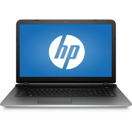 "Refurbished HP Pavilion 17-g146ds 17.3"" Laptop, Touchscreen, Windows 10 Home, Intel Core i3-6100U Processor, 8GB RAM, 1TB Hard Drive"