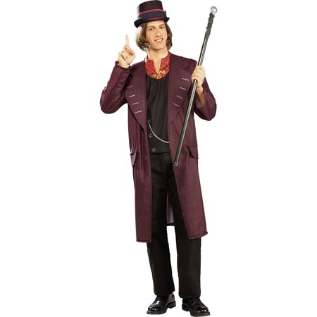 Willy Wonka Men's Adult Halloween Costume