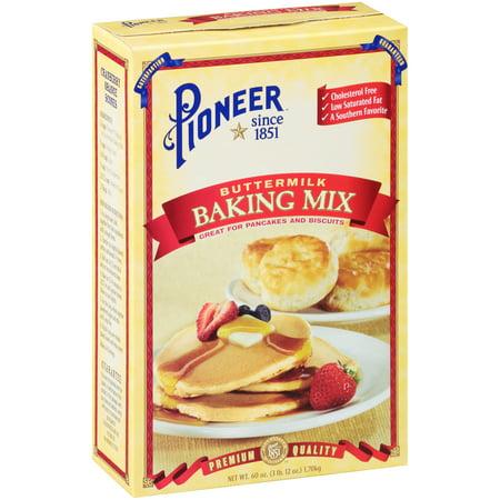 Pioneer Brand Buttermilk Baking Mix, 60 oz](Halloween Baking Mixes)