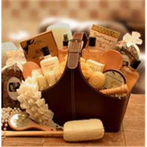 Spa Perfect Relax and Rejuvenate Tote- 8412792