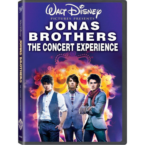 Jonas Brothers: The Concert Experience (Widescreen)