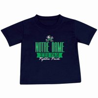 Toddler Russell Athletic Navy Notre Dame Fighting Irish T-Shirt