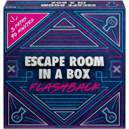 Escape Room In A Box: Return Of Doc Gnaw Game for Ages - Halloween 2017 Escape Game