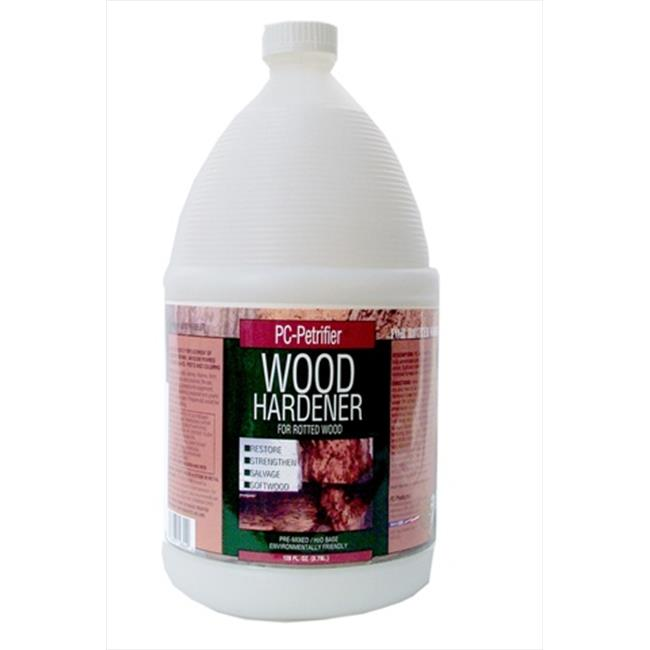 Protective Coating 128442 Petrifier Wood Hardener - 1 Gallon