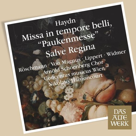 Haydn: Missa in Tempore Belli,