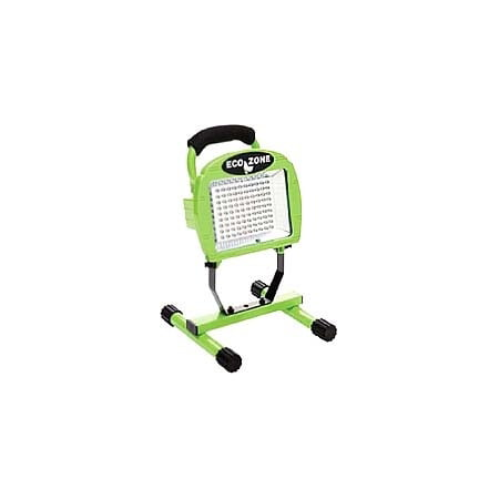 Woods L1306 Cci Ecozone Portable Work Light With On/Off Switch 120 V, 300 W, Led