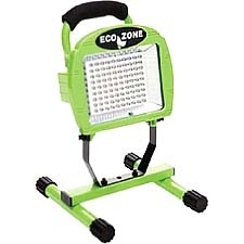 Designers Edge 108-LED Portable Work Light, 6-Foot Cord, Green