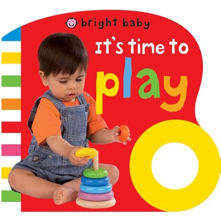 Bright Baby Grip: It's Time to - Baby Items A To Z