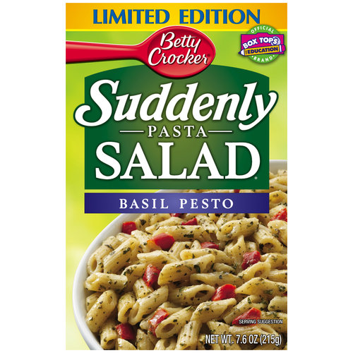 General Mills Suddenly Salad  Suddenly Pasta Salad, 7.6 oz