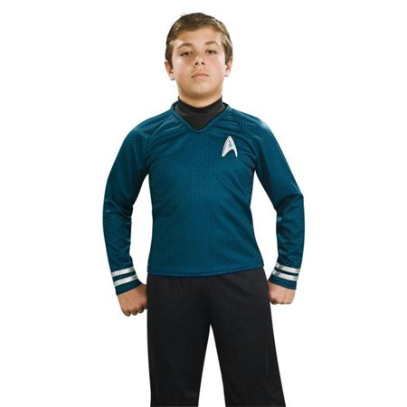 Costumes For All Occasions Ru883592Sm Star Trek Chld Dlx Blu Cost Sm](Low Cost Costumes)