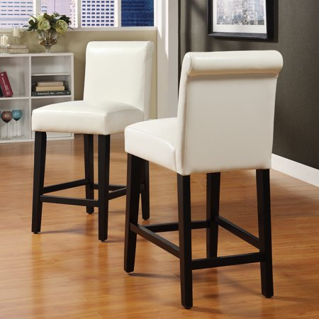 Awesome Arica Counter Stool 24 Set Of 2 Multiple Colors Ibusinesslaw Wood Chair Design Ideas Ibusinesslaworg