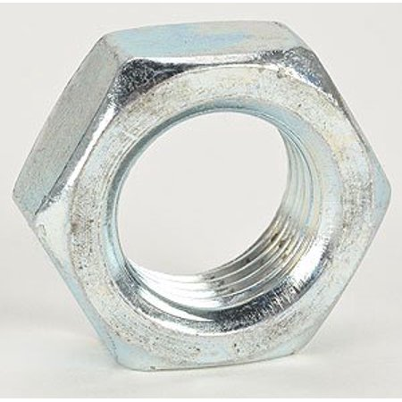 QA1 Precision Products, Inc JNR8S QAPJNR8S NUT JAM STL 1/2-20RH 3/4 HEX