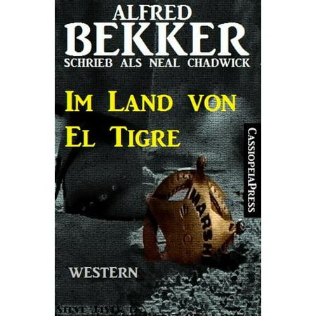 Im Land von El Tigre (Western) - eBook