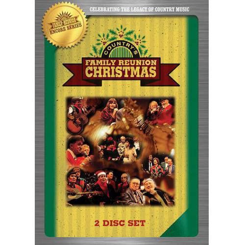 Country's Family Reunion Christmas (Music DVD)