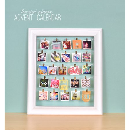 ADVENT CALENDAR Silhouette America Limited Edition Kit & 20 Shape Download Card