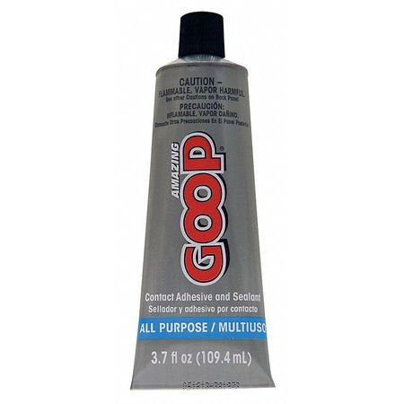 Amazing Goop 140211 Squeeze Tube All-Purpose Adhesive, Clear (Clear Adhesive)