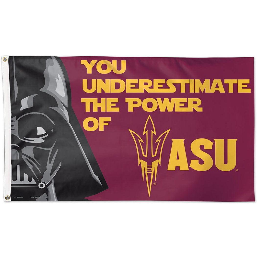 Arizona State Sun Devils Star Wars 3' x 5' Pole Flag